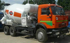 Миксер в аренду Tigarbo 9 ДА на шасси Камаз 6520 КОМЗ-экспорт
