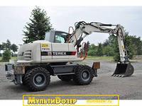 Аренда колесного экскаватора Terex Atlas TW 110