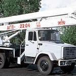 аренда автовышки АПТ-22 22м