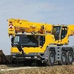 кран Liebherr LTM 1040 40 тонн