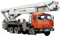 аренда автовышки ПСС-121.30 АГП-30 30 м