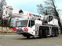 Автокран в аренду Terex-Demag