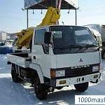 автовышка на базе Mitsubishi Canter 54559