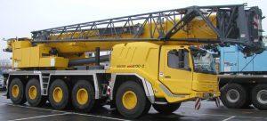 Grove 130 тонн