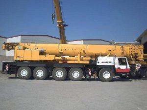 Grove 220 тонн